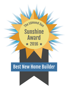 Homes Awards For Home Builder Mccaleb Homes In The Edmond