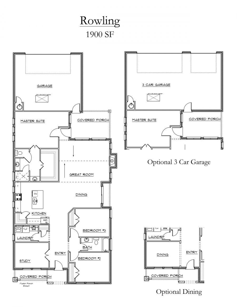 Rowling Floorplan