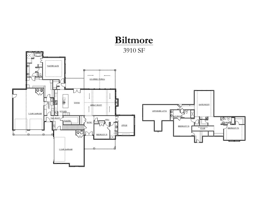 Bilmore Floor Plan