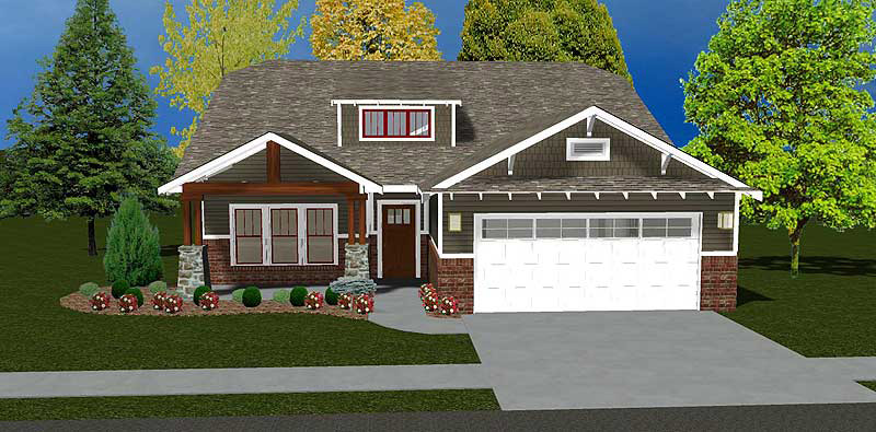 Cooper Collection Plan by McCaleb Homes