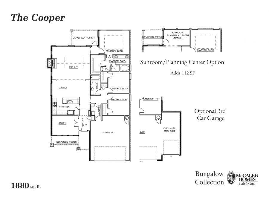 Cooper Floor Plan