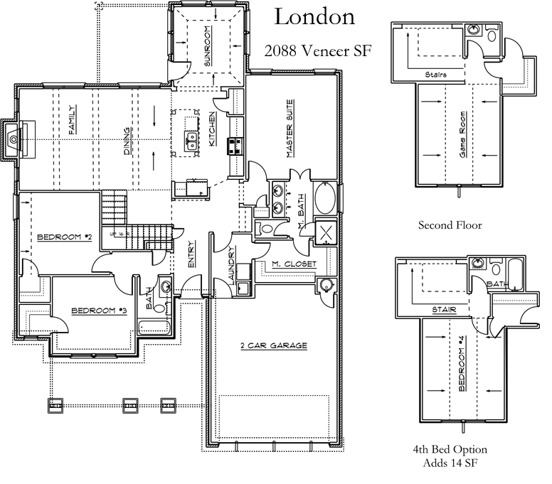 London Floor Plan