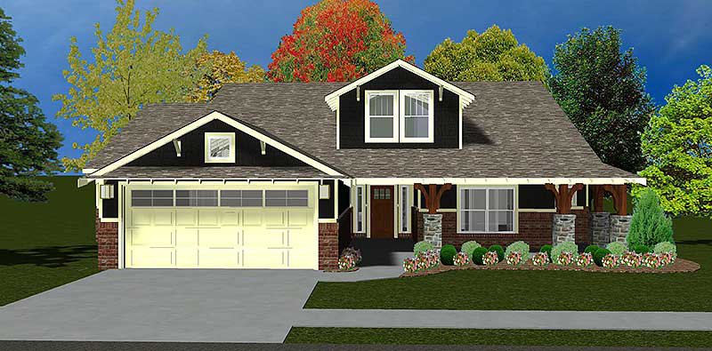 Steinbeck Collection Plan by McCaleb Homes