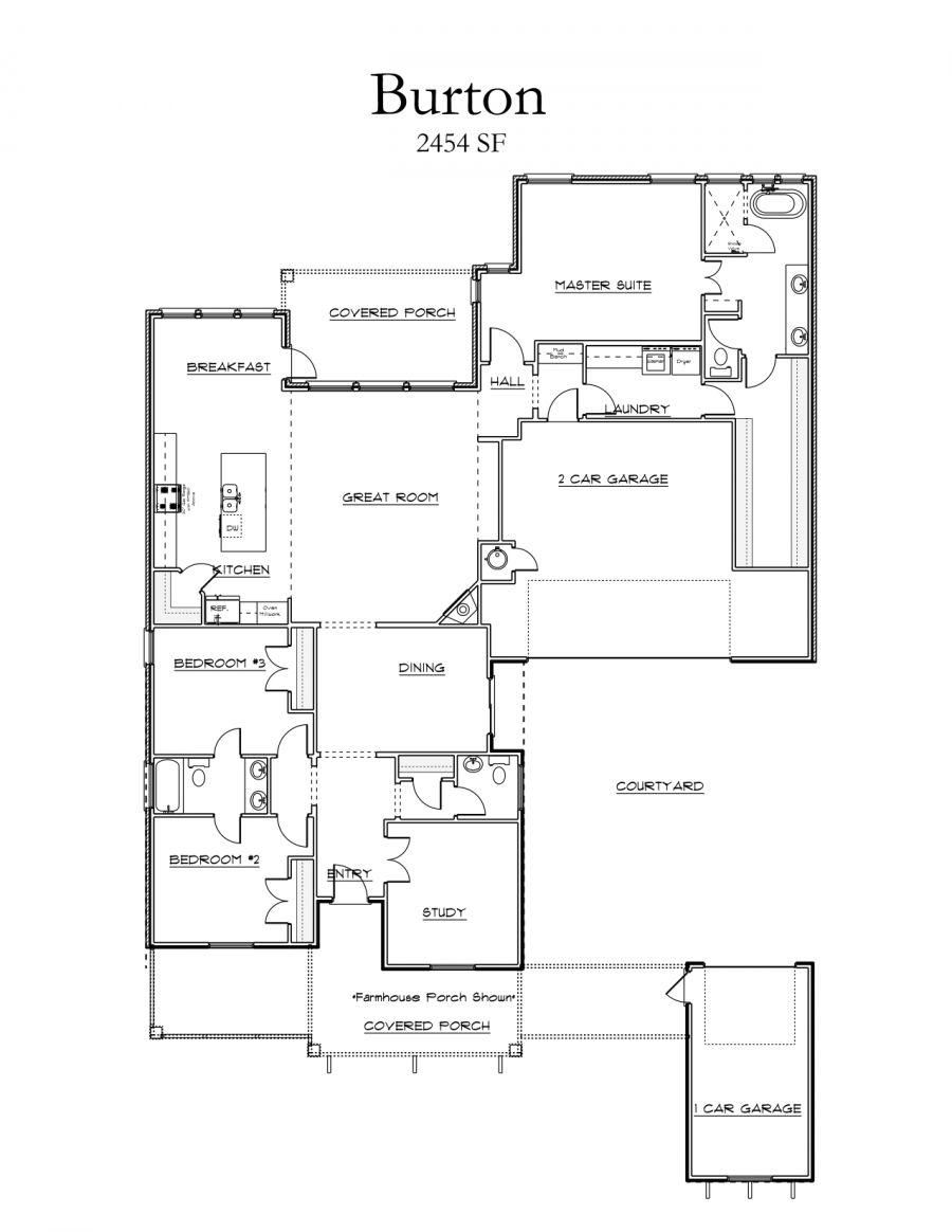 Burton Floor Plan