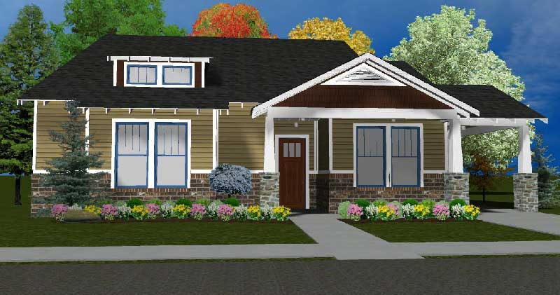 Lewis Collection Plan by McCaleb Homes