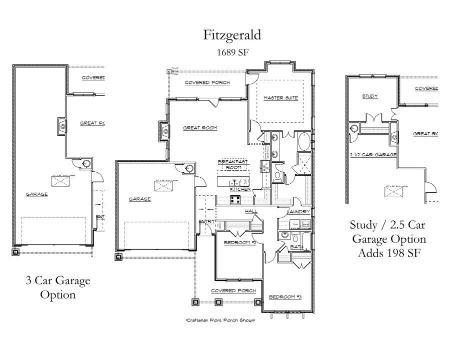 Fitzgerald Floor Plan