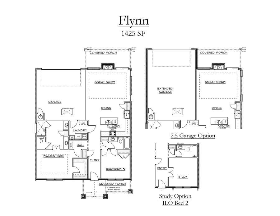 Flynn Floorplan