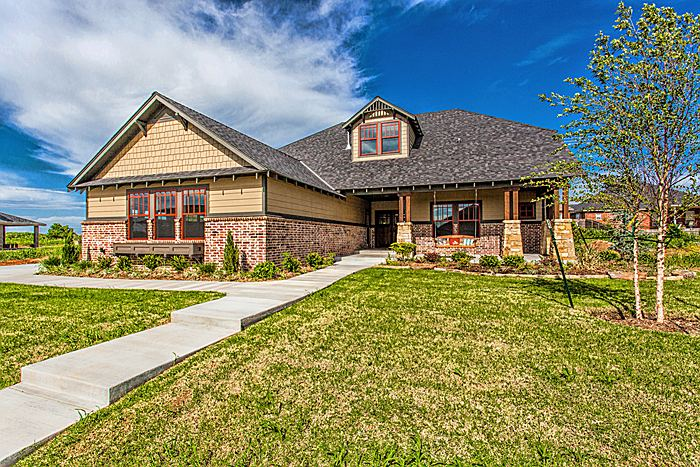 Pictures of modern homes with modern floor plans in edmond for Oklahoma home builders