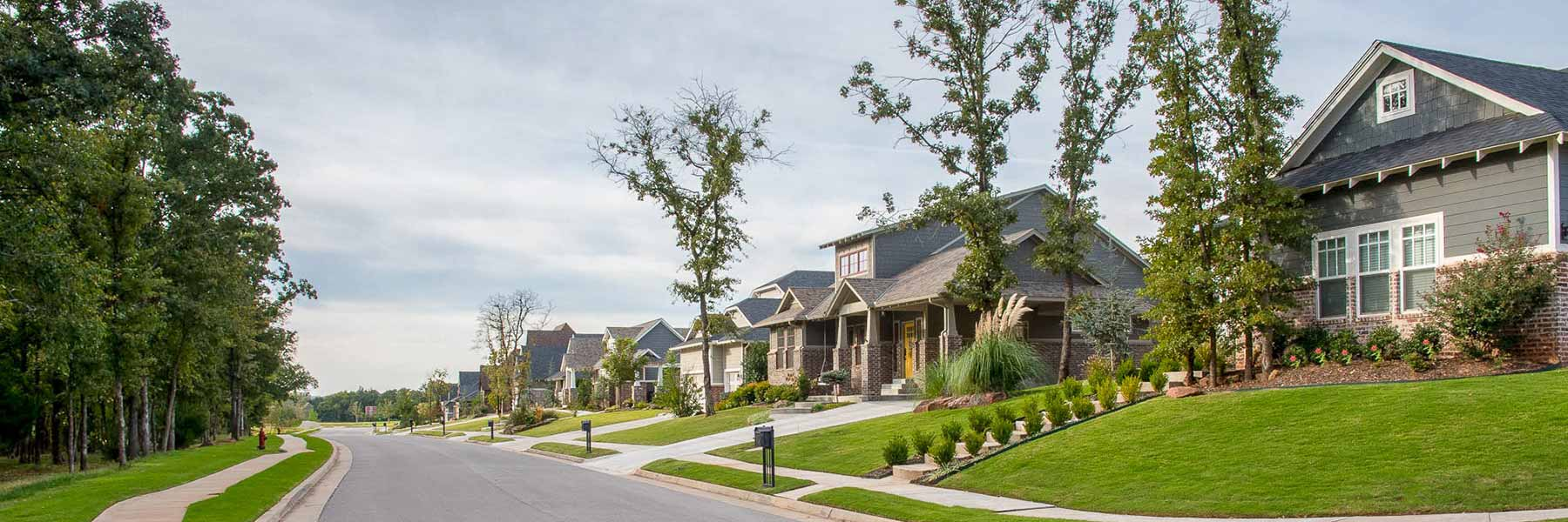 The Preserve at Oakdale Ridge Community, by McCaleb Homes
