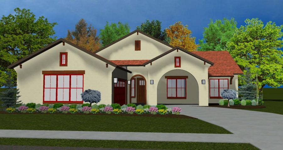 Elliot Collection Plan by McCaleb Homes