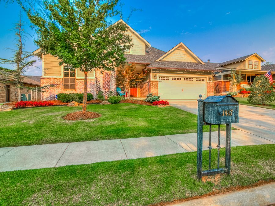 Homes For Sale Forest Park Ok