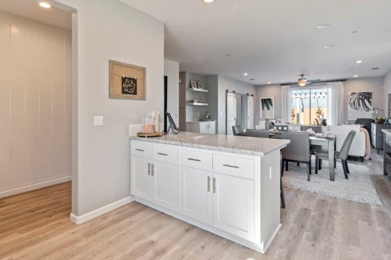 Open concept Kitchen-Dining-Great Room