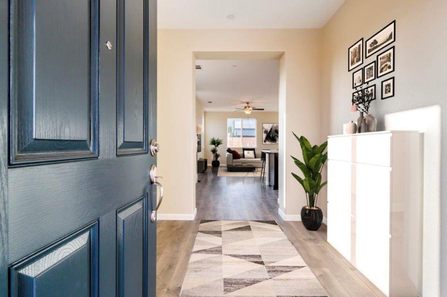 Open the Door to Your New Home