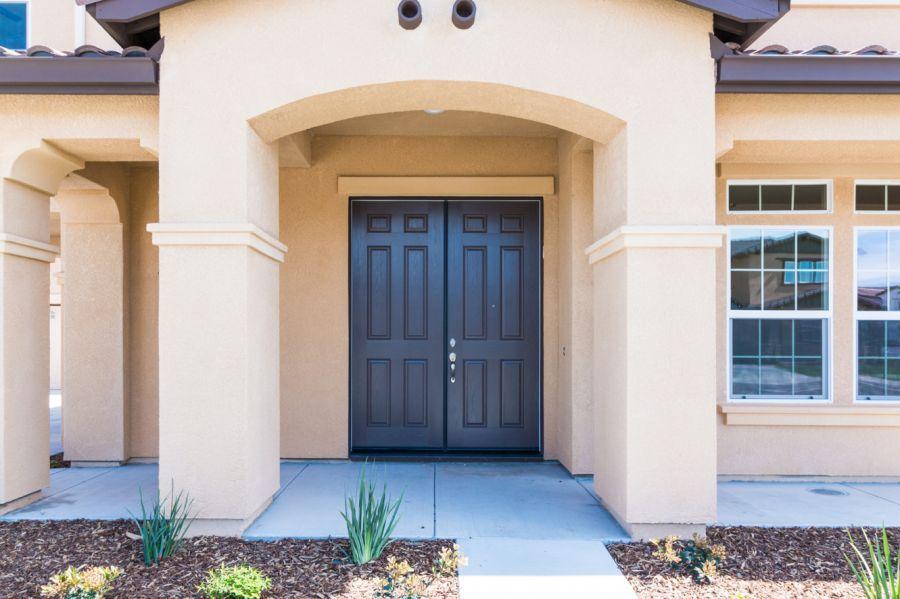 Double Entry Door Option