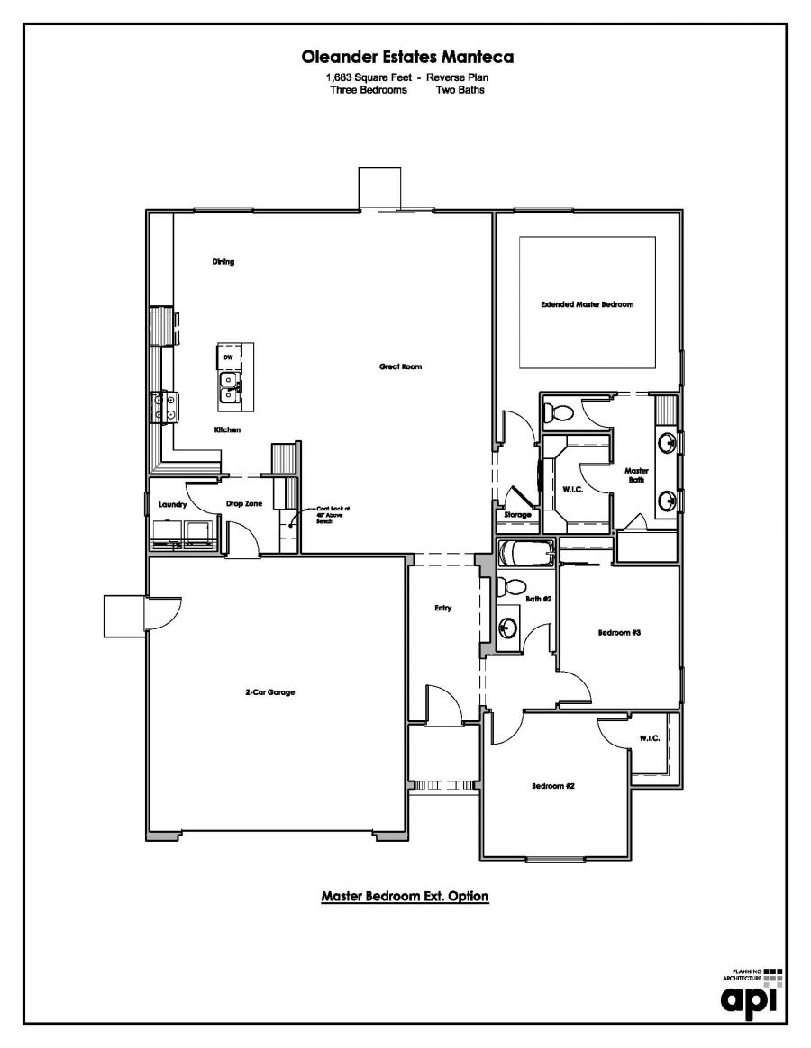 The Fontana Floorplan For New Houses