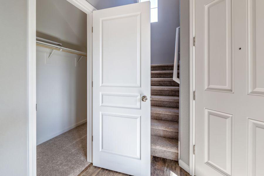 Secret Under Stairwell Storage