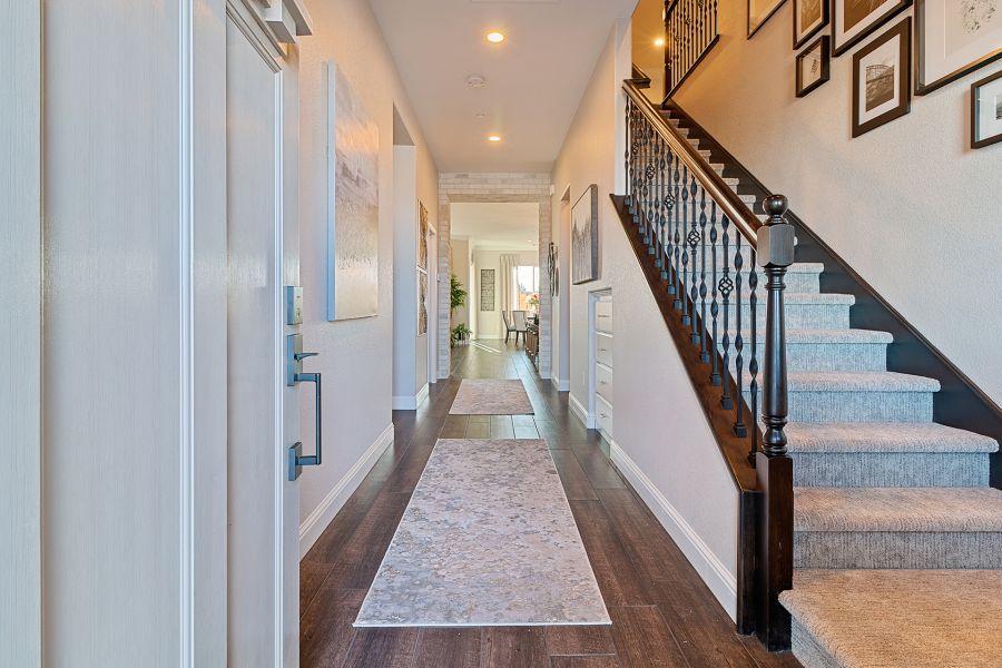 Optional upstairs