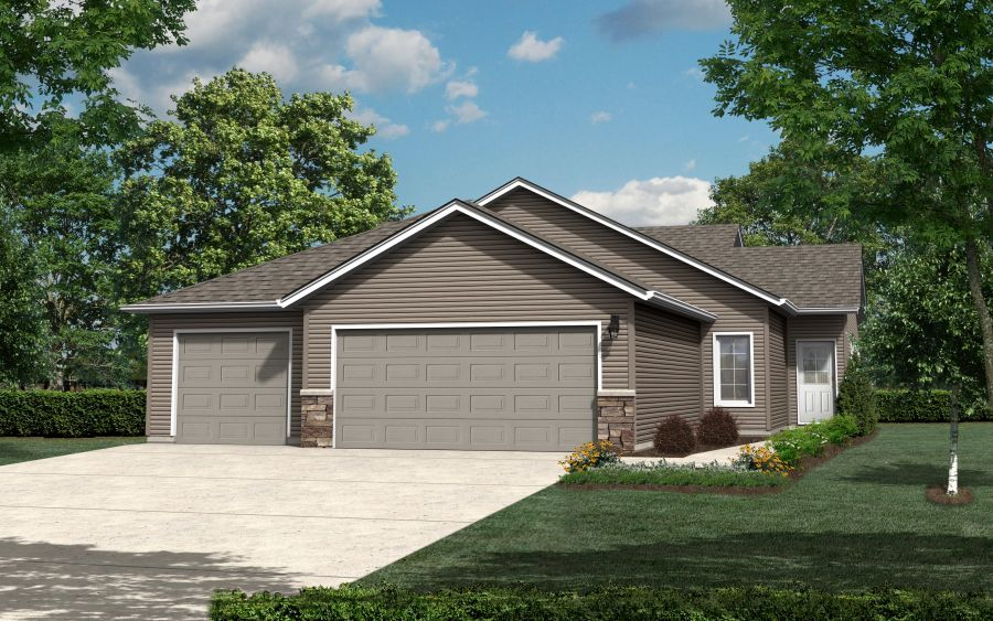 413 38th Avenue E, West Fargo, ND