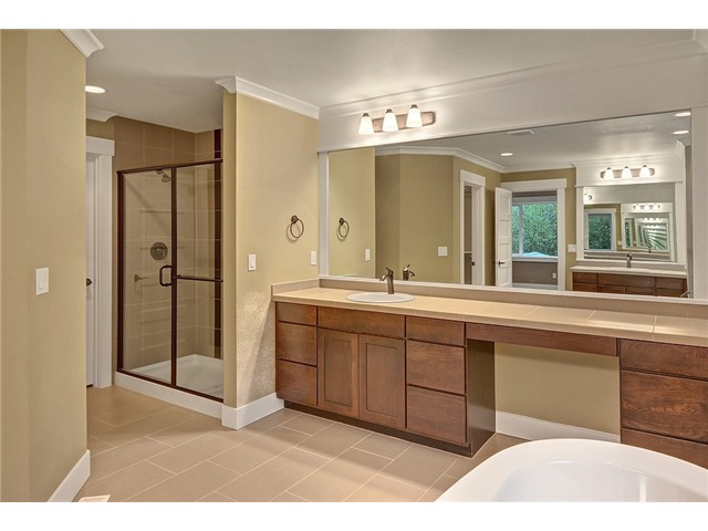 11103 Home Master Bathroom Interior