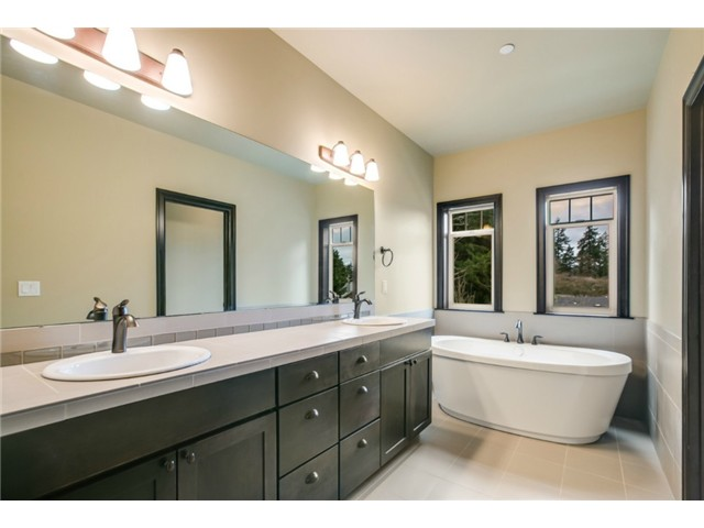 8630 Home Master Bathroom Interior