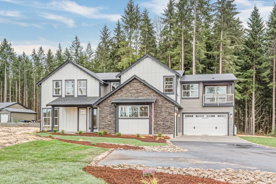 The Redwood Plan by Acme Homes