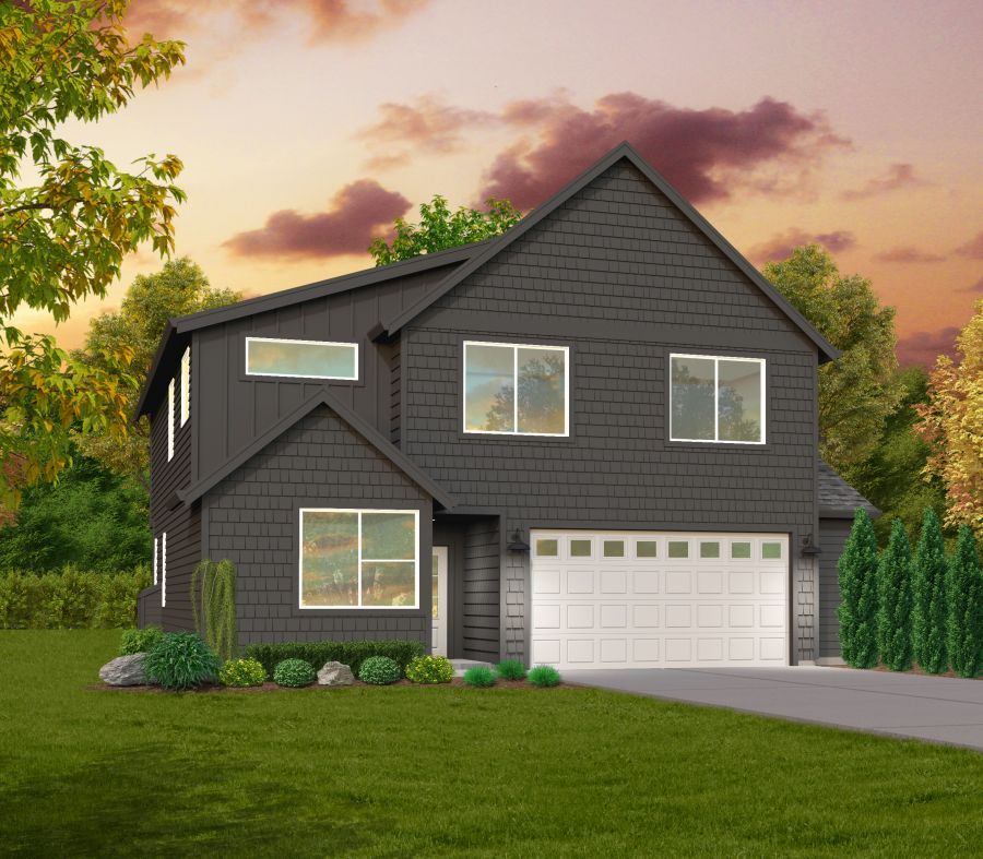 The Stuart Plan by Acme Homes