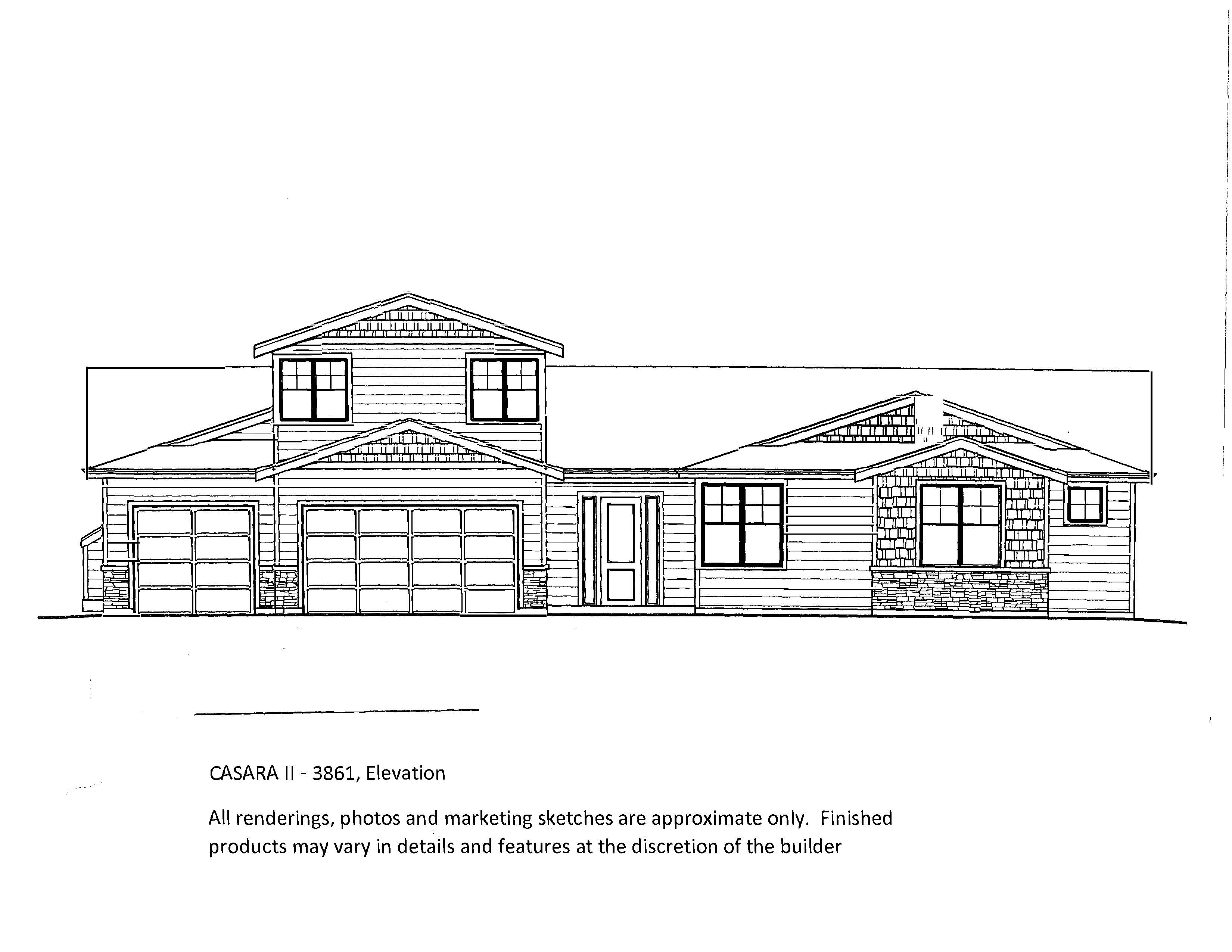 The Cascara II Plan by Acme Homes
