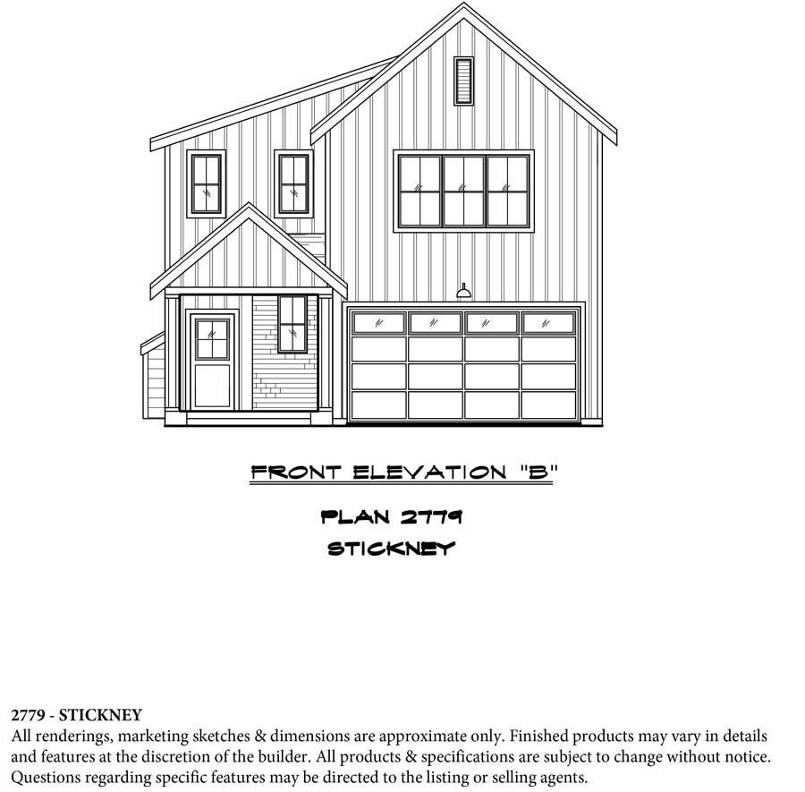Lot 51 Daisy Meadows, Sultan, WA by Acme Homes