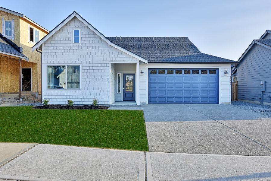 Lot 57 Daisy Meadows, Sultan, WA by Acme Homes