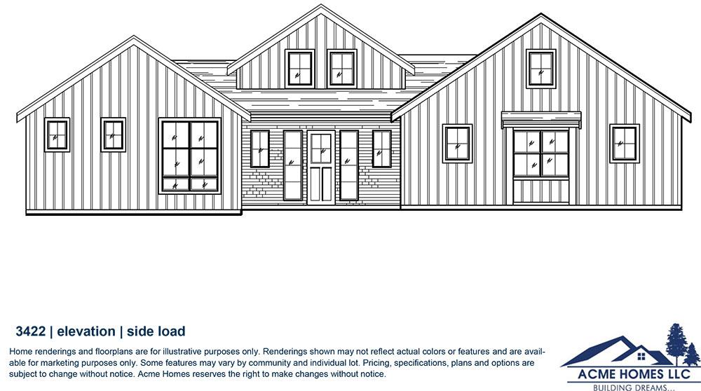 The Douglas Plan by Acme Homes
