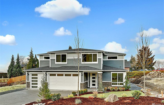The Rainier Plan by Acme Homes