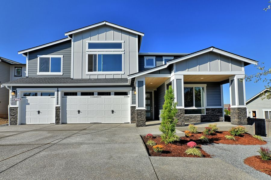 The Olympic Plan by Acme Homes
