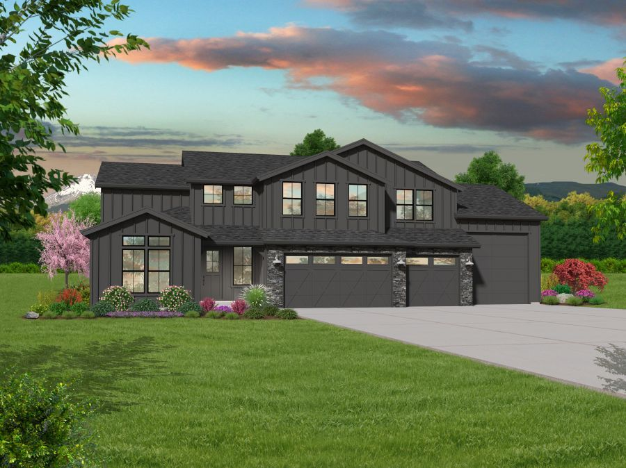 River Lot 8, Monroe, WA by Acme Homes