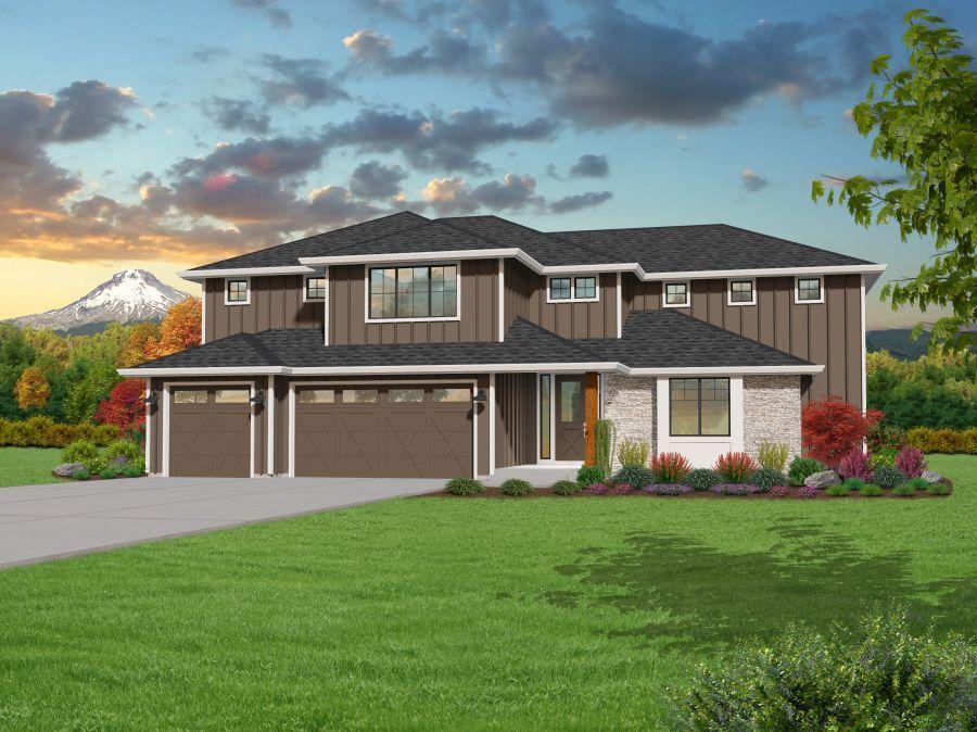 Mt View Lot 21, Monroe, WA by Acme Homes
