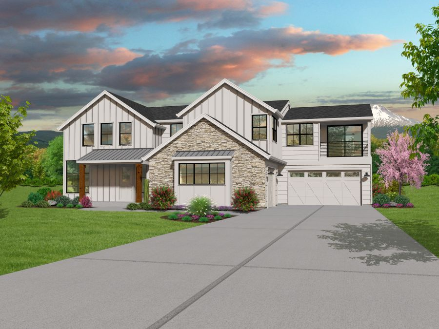 Mt View Lot 18, Monroe, WA by Acme Homes