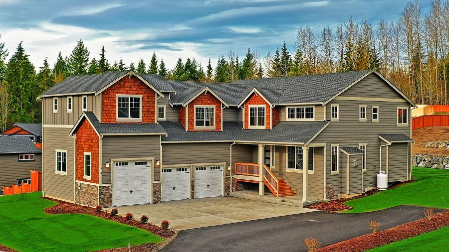 Mt View Lot 11, Monroe, WA by Acme Homes