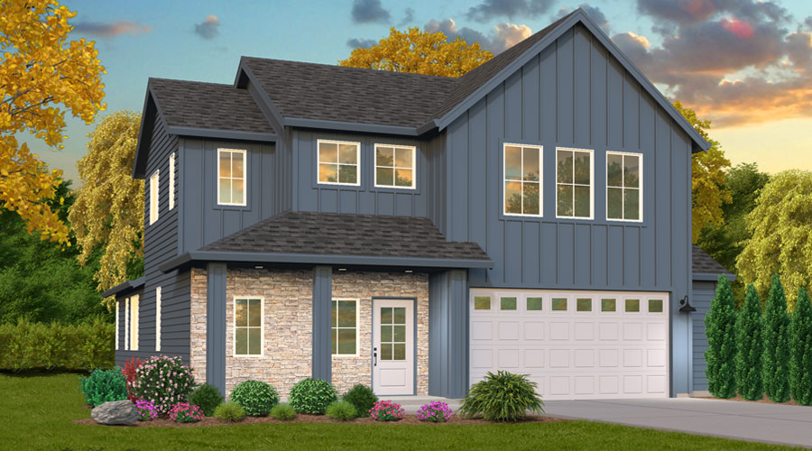219 Sienna Rd, Wenatchee, WA by Acme Homes
