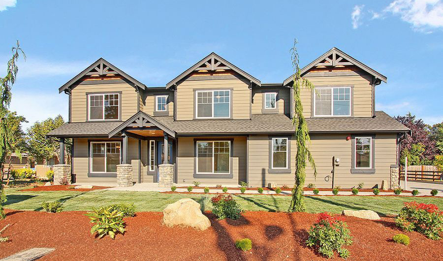 The Crescent Plan by Acme Homes