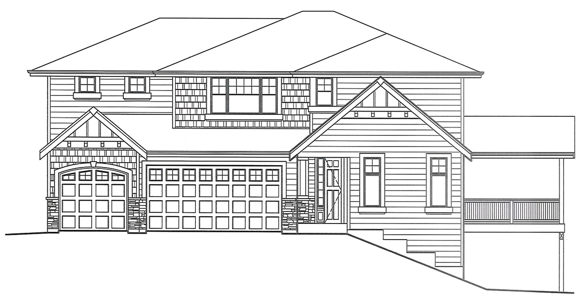 The Sherwood FLoor Plan by Acme Homes