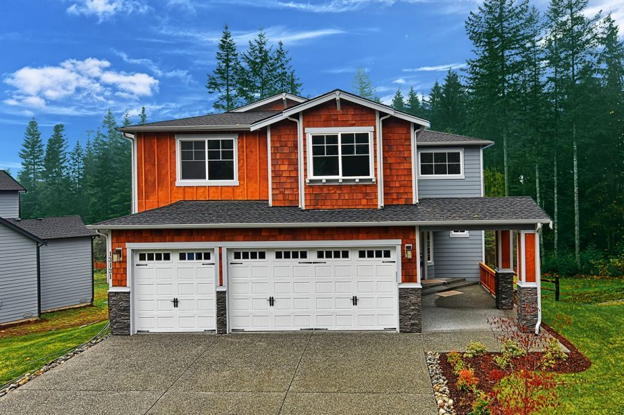 The Aspen DL Plan by Acme Homes
