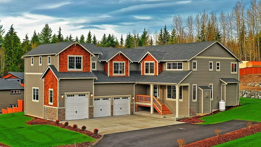 The Acme II Plan by Acme Homes