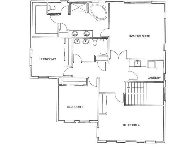 house blue prints new home at 12415 287th ave se wa 4 beds 3 00 12415