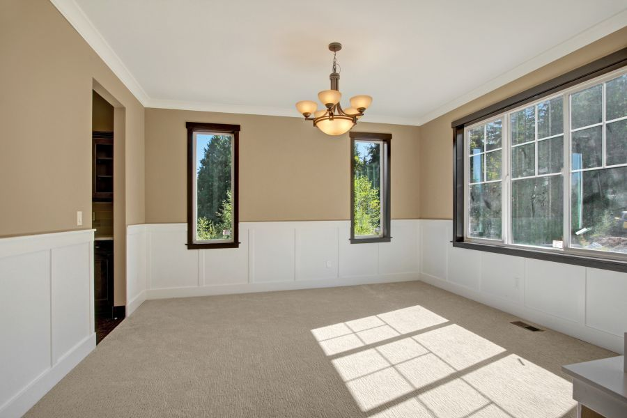 The Pilchuck Plan Dining Room