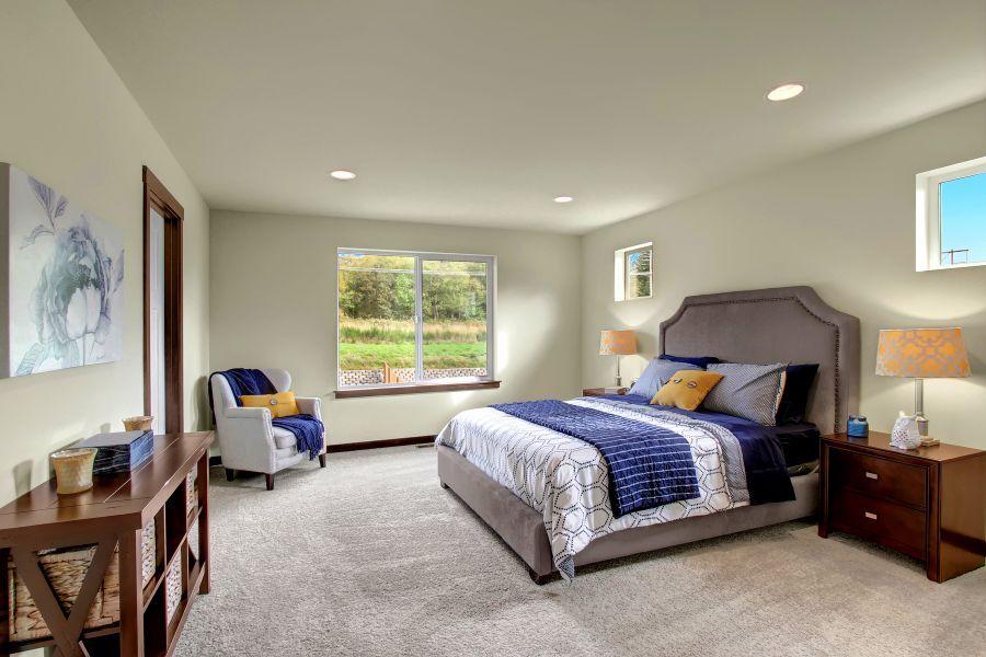 The Poplar 2305 Master Bedroom