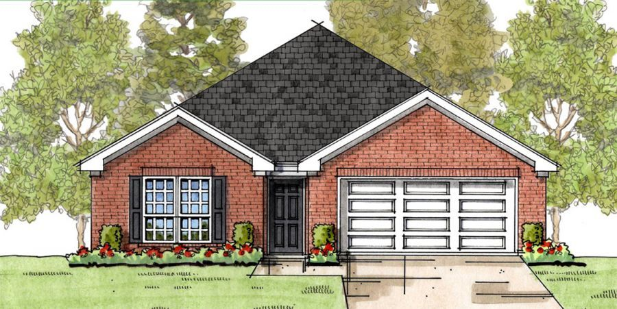 Camellia Plan In Fairfield Available Homes New Homes