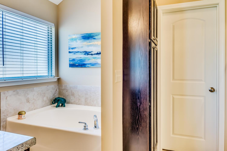 The Lily Floor Plan Bathroom