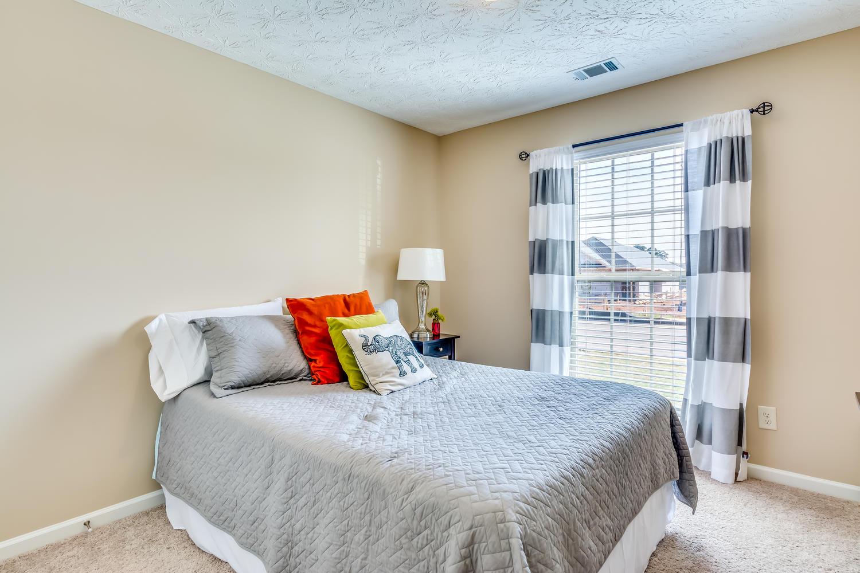 The Lily Floor Plan Bedroom