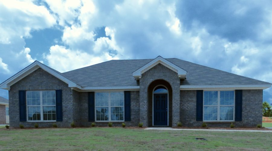 New homes montgomery prattville al home builder goodwyn for Spear house blueprints