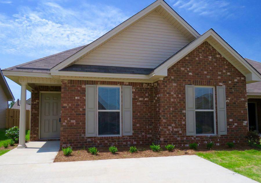 New Home At 6530 Ridgeview Lane Montgomery AL