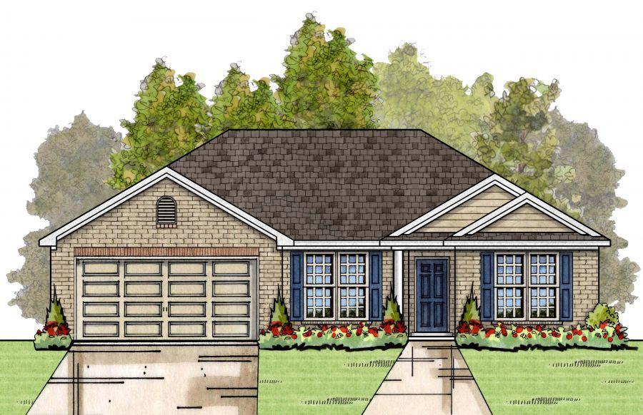 56 Cotton Terrace Court, Deatsville, AL 36022